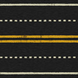 Seamless Road Background Texture Royalty Free Stock Photo