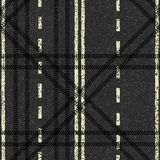 Seamless road theme pattern. Stock Image