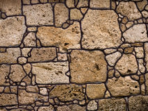 Seamless rock stone background Royalty Free Stock Image
