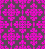 Seamless romantic pattern Stock Image