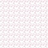 Seamless romantic pattern Stock Photos