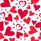 Seamless-12 romantico immagine stock