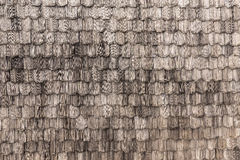 Seamless roof tiles texture Royalty Free Stock Photo