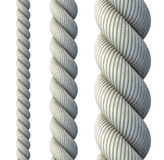 Seamless rope Royalty Free Stock Images