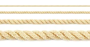Seamless rope Stock Photo