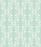 Seamless rose pattern. Repeating rose pattern, vector illustration Stock Illustration