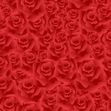 Seamless roses background. Seamless background with beautiful red roses Royalty Free Stock Image