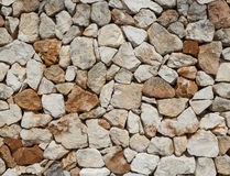 Seamless rough stone texture Royalty Free Stock Images