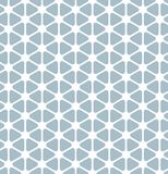 Seamless rounded triangle pattern background. Wallpaper Royalty Free Stock Photo