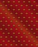 Seamless Royal lily  background. Seamless Fleur-de-lis royal lily  background Royalty Free Stock Photography