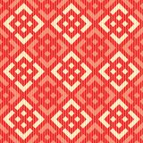 Seamless russian pattern Stock Photos