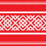 Seamless russian pattern Royalty Free Stock Photography