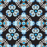 Seamless russian or slavs pattern. Stock Photography