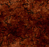 Seamless Rust grunge texture. Red background royalty free illustration