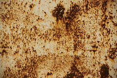 Seamless rust texture Royalty Free Stock Photo