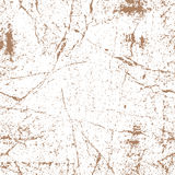 Seamless rusty grunge texture, vector background. Royalty Free Stock Image