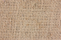 Seamless sackcloth background Royalty Free Stock Photography