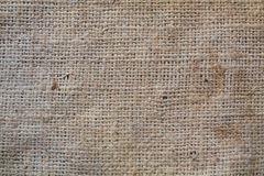 Seamless sackcloth Royalty Free Stock Images
