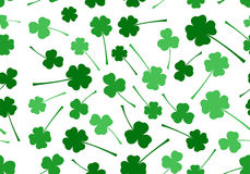 Seamless Saint Patricks Day Background Royalty Free Stock Images