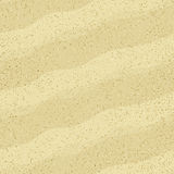 Seamless sand. Surface, eps10, background, vector illustration Royalty Free Stock Photos