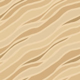 Seamless sand background Stock Photography