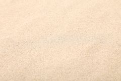 Seamless sand on a whole background Stock Photos