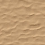 Seamless sand on a whole background Royalty Free Stock Photography