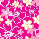 Seamless Sandy Beach Pattern Stock Photo