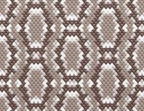 Seamless scales texture Stock Photos