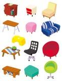 Seamless School Element Pattern Royalty Free Stock Image