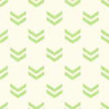 Seamless scribble arrow geometric pattern Royalty Free Stock Photos