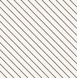 Seamless scribble diagonal stripes pattern Royalty Free Stock Photos