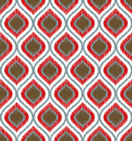 Seamless scribble ornament mesh pattern Royalty Free Stock Photography
