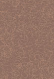 Seamless scribble pattern Stock Image