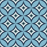 Seamless scribble pattern Royalty Free Stock Image