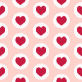Seamless scribble pattern Royalty Free Stock Photo