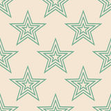 Seamless scribble pattern Stock Photo