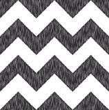 Seamless scribble zigzag  pattern Royalty Free Stock Image