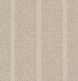 Seamless scripture background Royalty Free Stock Photo