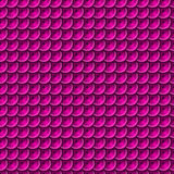 Seamless sequins pattern Royalty Free Stock Images