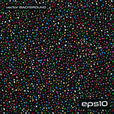 Seamless sequins pattern Royalty Free Stock Photography