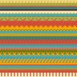 Seamless sewing pattern. Stock Image