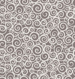 Seamless shell pattern. Royalty Free Stock Images