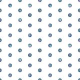 Seamless Shining Holographic Stickers Pattern. Seamless Holographic Shining Stickers Pattern. Circles, Dots Stock Photography
