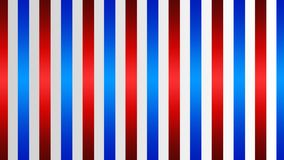 Seamless Shiny Interlaced Blue and Red Stripes Texture in Gradated Gray Background royalty free illustration