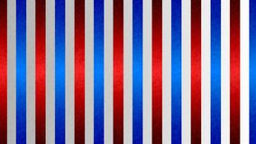 Seamless Shiny Interlaced Blue and Red Stripes Texture in Gradated Gray Grunge Background stock photography