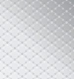 Seamless silver background Stock Photo