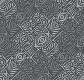 Seamless silver background royalty free illustration
