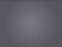 Seamless Silver Metal Texture Royalty Free Stock Images