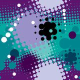 Seamless simple raster pattern. Stock Photos